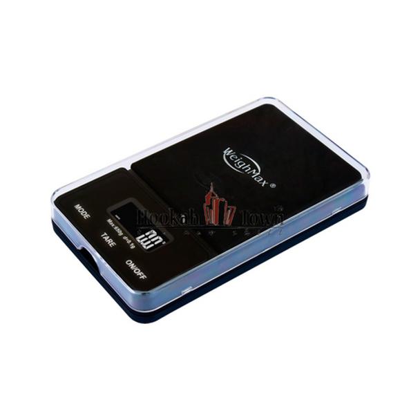 WEIGHMAX NINJA POCKET SCALE 650G X 0.1G (BLACK)