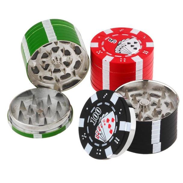 3 Level Poker Chip Grinder Large