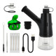 """Waxmaid 6.5"""" Ares Portable Electronic Dab Rig"""