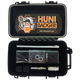 Huni Badger E-Nectar Collector Dab Pen Calico (Orange & Black)