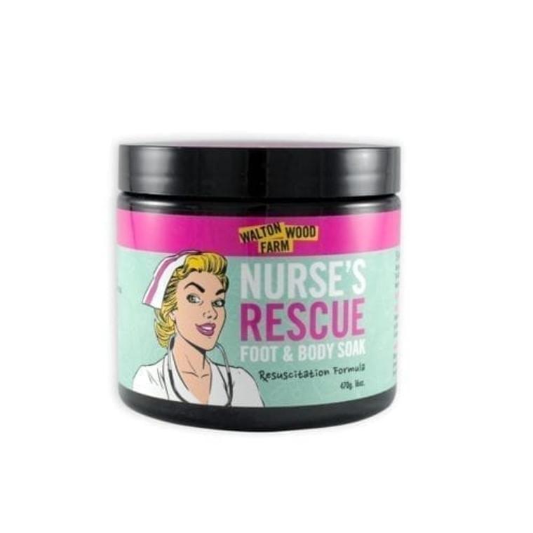 Nurse's Rescue Foot & Body Soak