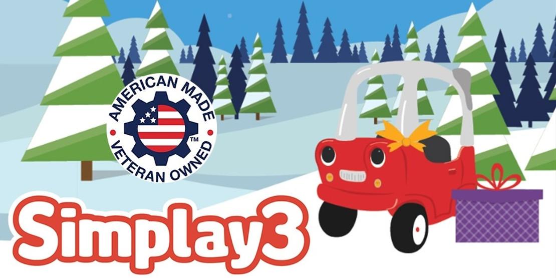 The Simplay3 Company Brings Gift Giving Back-to-Basics This Holiday Season