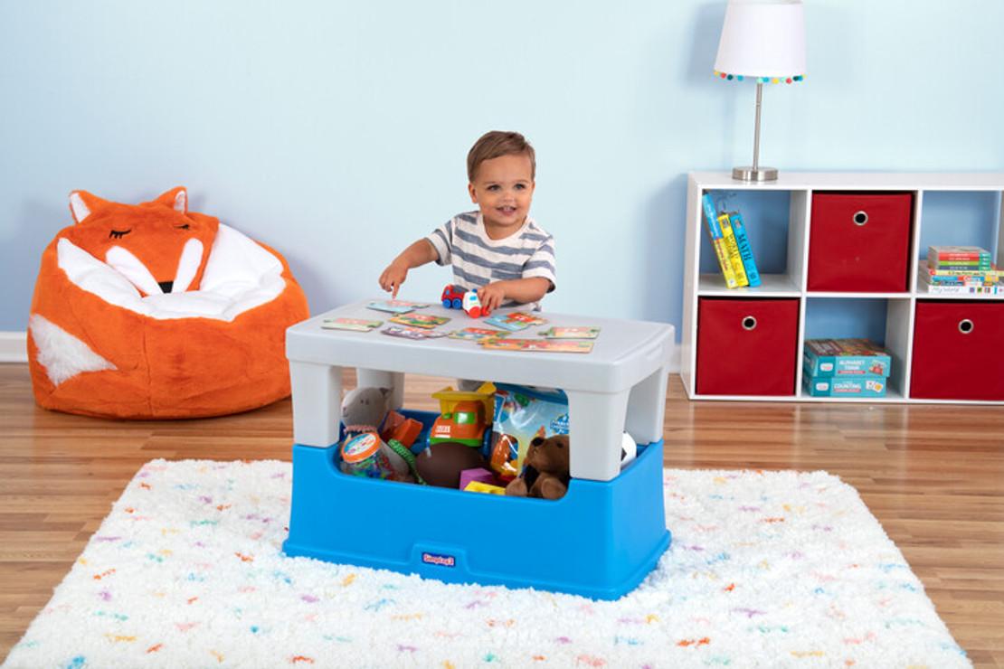 5 ways to use the Play Around Storage Table