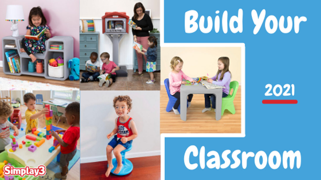 Build Your at Home Classroom