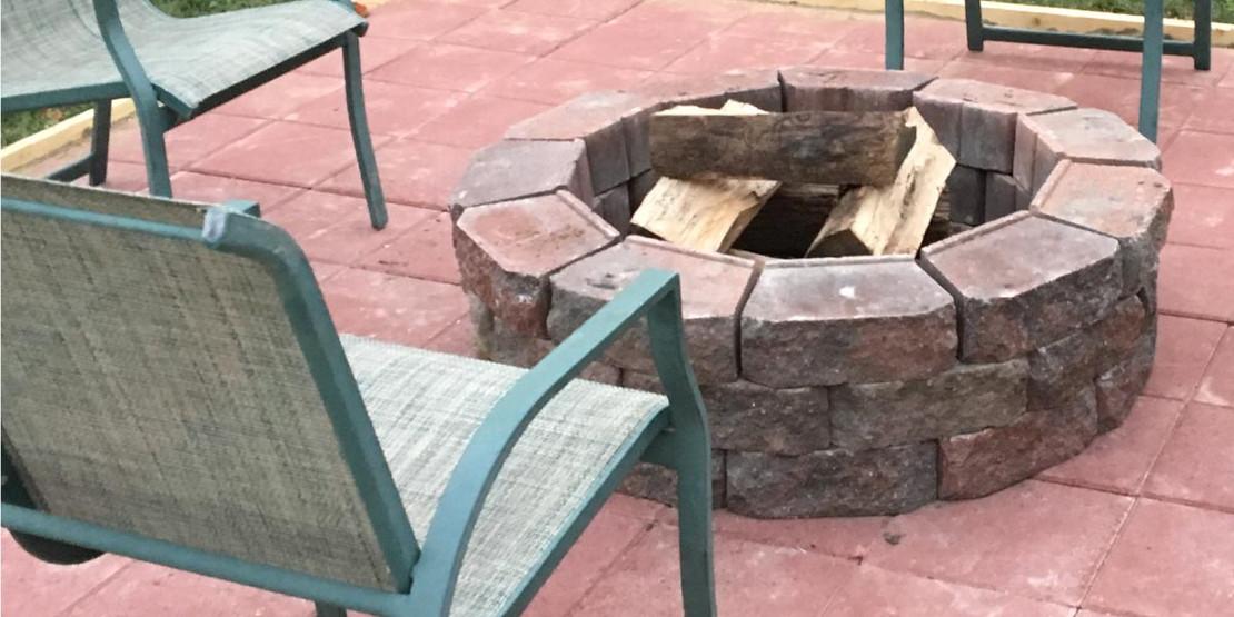 Keep It Easy: Easy Haul DIY Fire Pit Tutorial
