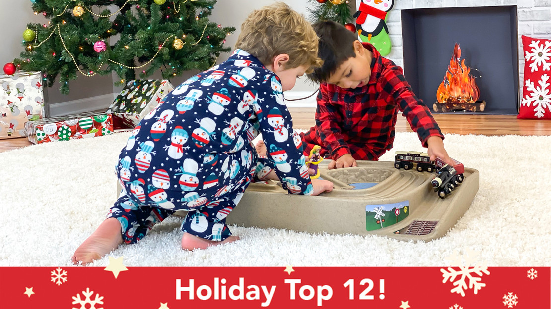 Simplay3's Holiday Top 12