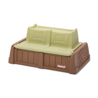 Simplay3 Sand and Water Bench is durable and will provide years of maintenance-free comfort and enjoyment.