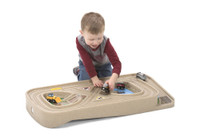 Simplay3 Carry & Go Track Table figure 8 train track table for kids.