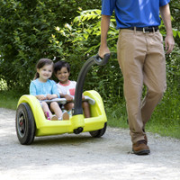 Trail Master 2-Seat Wagon is fun for all ages and all sorts of hiking!
