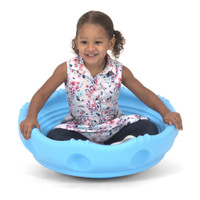 Simplay3 Rock Around Wobble Disk saucer toy for girls & boys includes easy hold hand grips