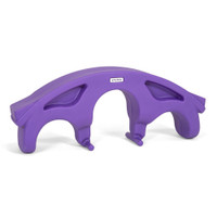 Simplay3 Rock & Roll Teeter Totter used as a bridge or tunnel