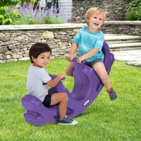 Simplay3 Rock & Roll Teeter Totter is fun for both indoor and outdoor play