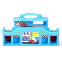Simplay3 Carry & Go Garage is made in the USA and built to last.