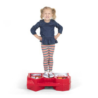 Simplay3 Carry & Go Farm is made from durable, BPA Free plastics.
