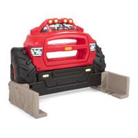 Monster Truck Headboard