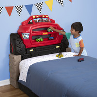 Monster Truck Headboard