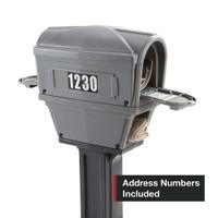 Dig-Free True Level Mailbox