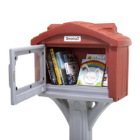 Indoor/Outdoor Little Sharing Library