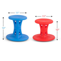Wiggle Chairs (2-Pack)