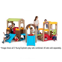 Young Explorers Indoor/Outdoor Discovery Playhouse