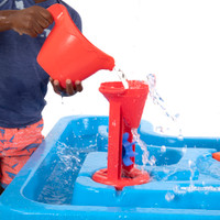 Big River and Roads Water Play Table