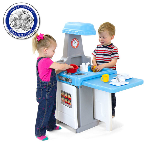 Simplay3 Play Around Kitchen and Activity Center