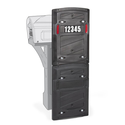 Our innovative Total Defense Mailbox Shield is a sturdy curbside option for Simplay3 Mailboxes and all mailboxes.