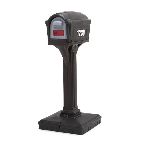 Dig-Free Easy Up Classic Mailbox