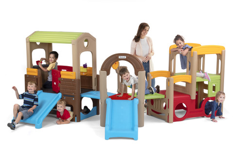 Young Explorers Modular Play System