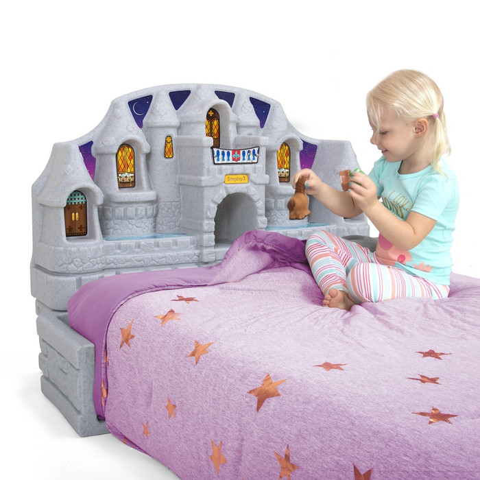 Imagination Castle Headboard