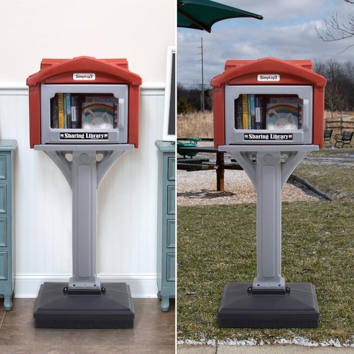 Indoor/Outdoor Little Sharing Library