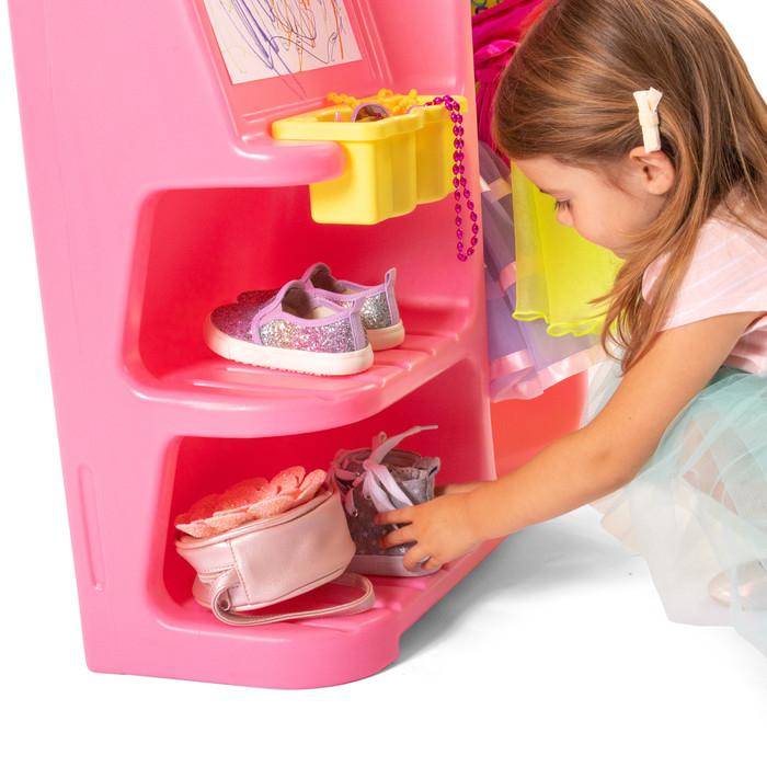 Dress-Up and Design Fashion Closet