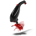 PADO-CM07-BLK Black
