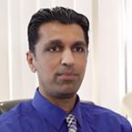Dr. Denny Patel Portrait