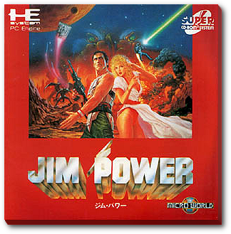 Jim Power in Mustant City