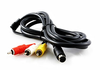 Genesis 2/3/32X AV Cable (Old Skool)