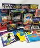 Nintendo NES Manual and Insert Bags