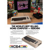 C64 Mini - Commodore 64 HDMI Console w/ 64 built in games