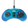 SEGA Genesis 8-button Arcade USB Pad - Officially Licensed