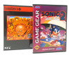 BitBox Game Gear / TurboGrafx-16 Game Case