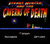 SNES Sydney Hunter & The Caverns of Death (NTSC-U)