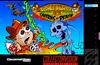 SNES Sydney Hunter & The Caverns of Death (NTSC-U)