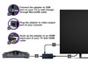 LevelHike 3-in-1 HDMI Cable for Super Nintendo SNES, Nintendo 64 N64, Nintendo GameCube