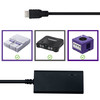 LevelHike 3-in-1 HD Compatible Cable for Super Nintendo SNES, Nintendo 64 N64, Nintendo GameCube