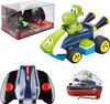 Carrera RC Official Licensed Mario Kart Yoshi Race Kart 1:50 Scale 2.4 GHz Remote Control Car
