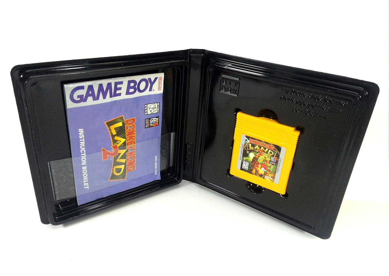 BitBox Game Boy Game Case