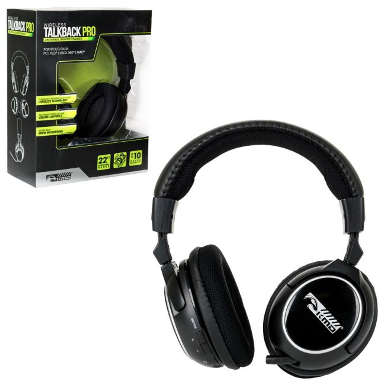 6165c3a13d3 Universal Wireless Talkback PRO Headset - Stone Age Gamer