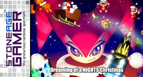 Dreaming of a NiGHTS Christmas