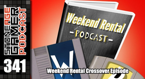SAG Episode 341: Weekend Rental Crossover Episode