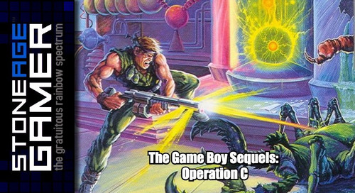 The Game Boy Sequels: Operation C